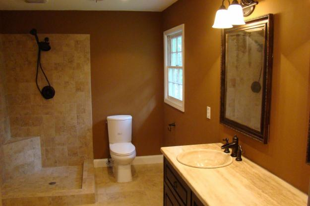 Custom tile services tile with style for Bath remodel raleigh